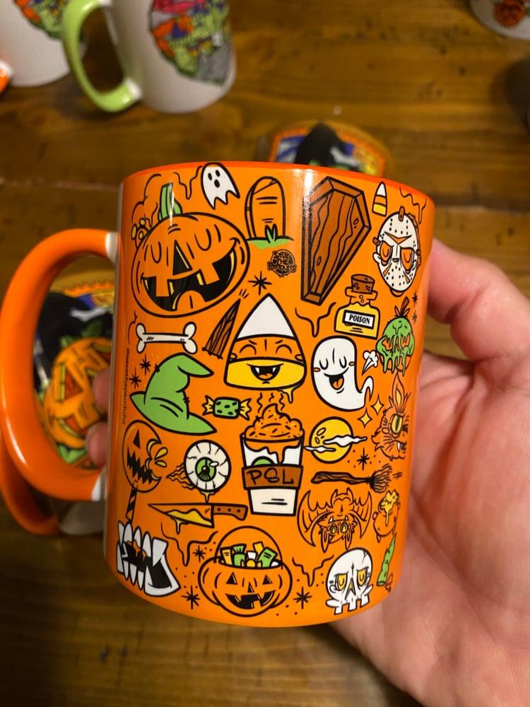 Image of Halloween Lovers 11oz Mug