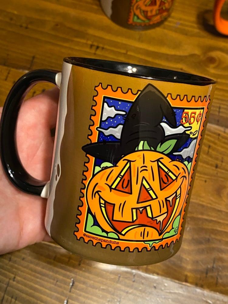 Image of Halloween Stamp 11oz Mug