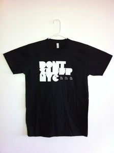 Image of DontSleepNYC T-Shirt - Pacman (Black)