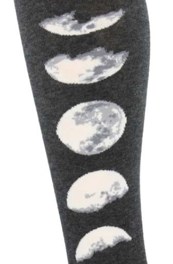Image of Just a Phase Knee High Socks