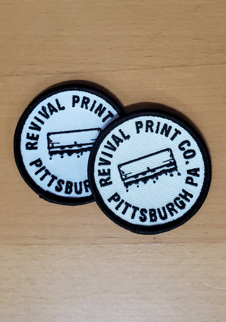 Image of Revival Print Co. Patch
