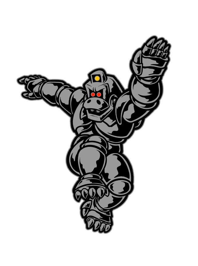 Image of Mechani-Kong by Steve Chanks