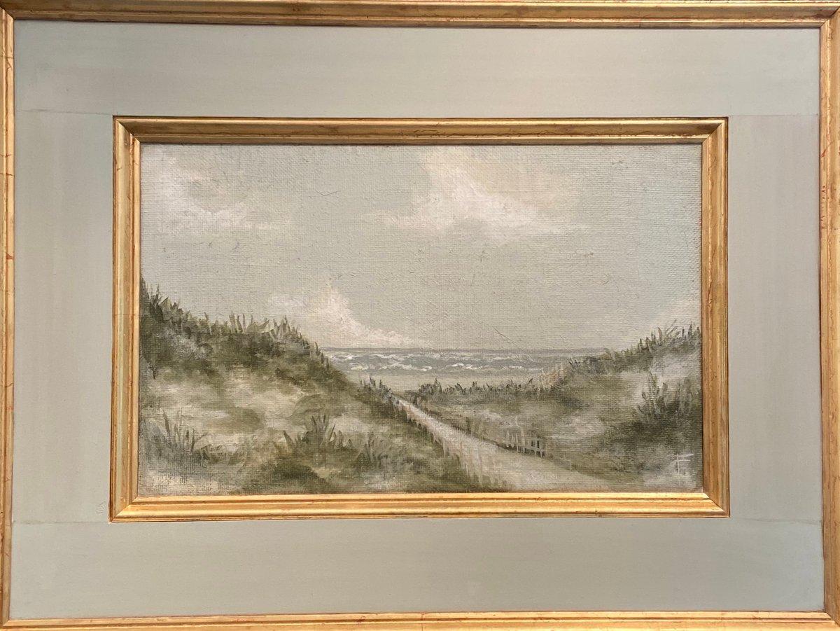 Image of Beach Landscape 32x48