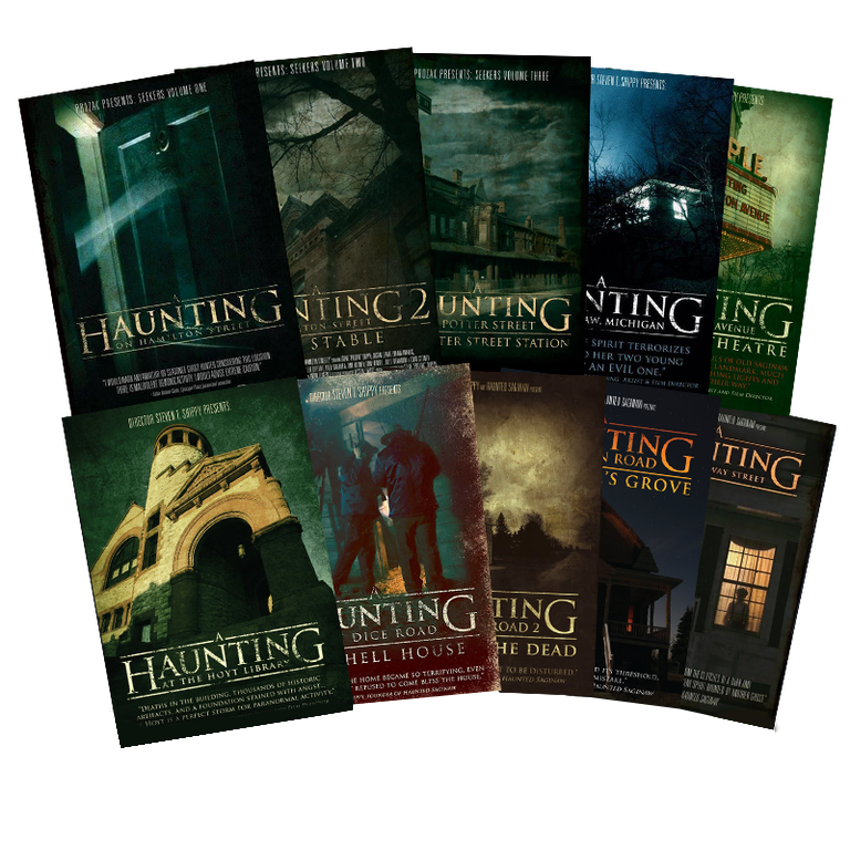 Image of A Haunting: Complete Collection