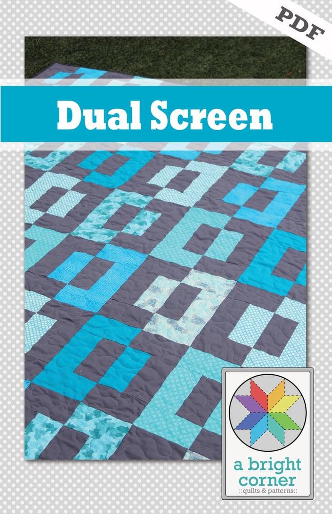 Image of Dual Screen pattern - PDF Version