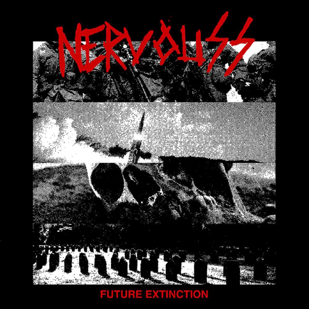 "Image of NERVOUS  SS ""Future Extinction"" 12"""