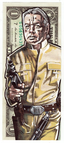 Image of Real Dollar Original. Icke Skywalker.