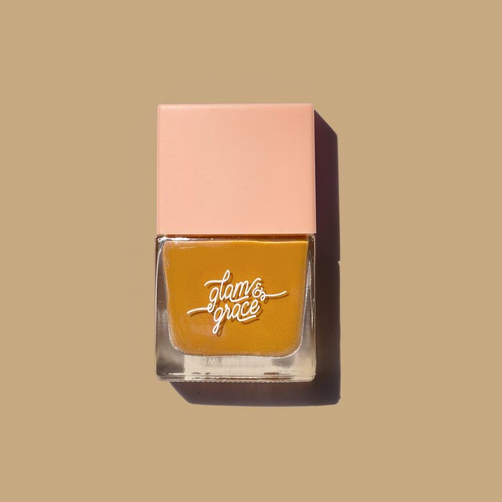 Image of Nail Polish - Mustard