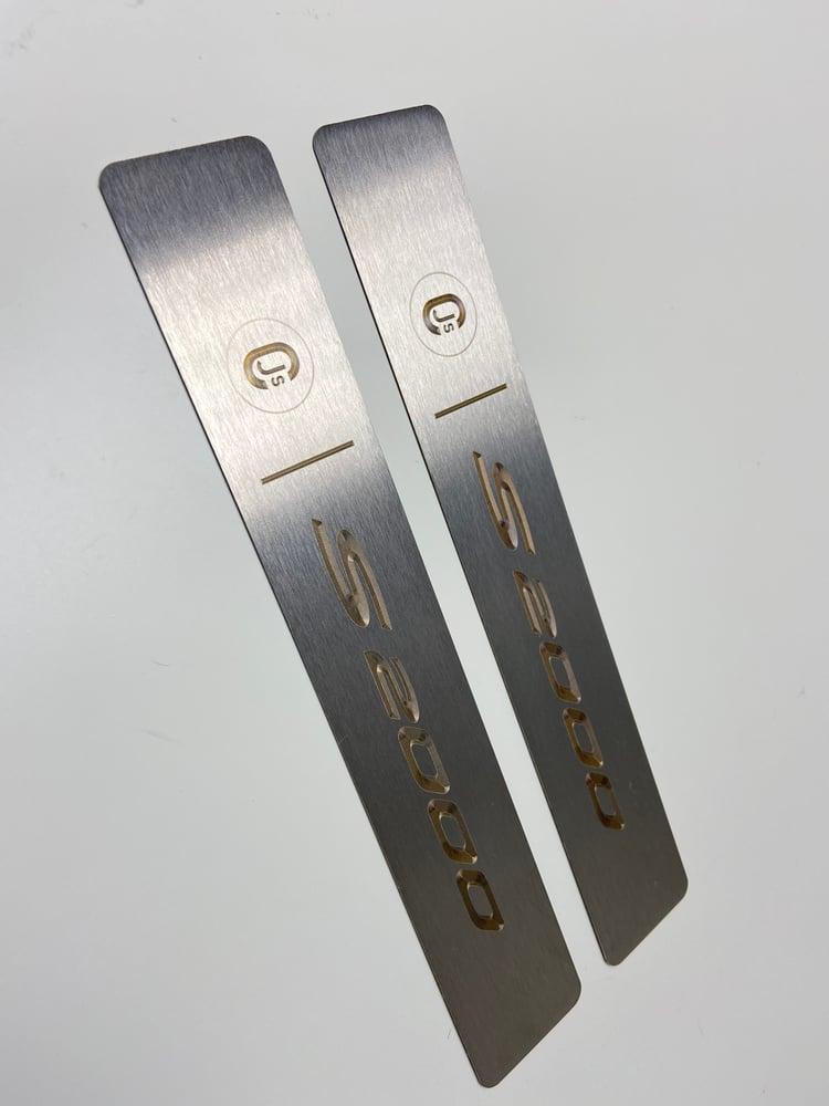 Image of S2000 Titanium Door Sill Inserts