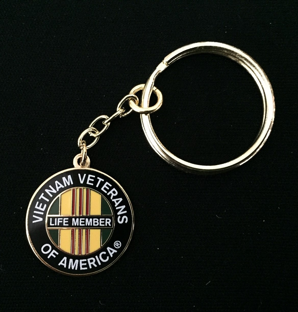 Image of Vietnam Veterans of America Key Ring