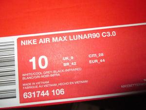 "Image of Air Max Lunar90 3.0 ""Infrared"""