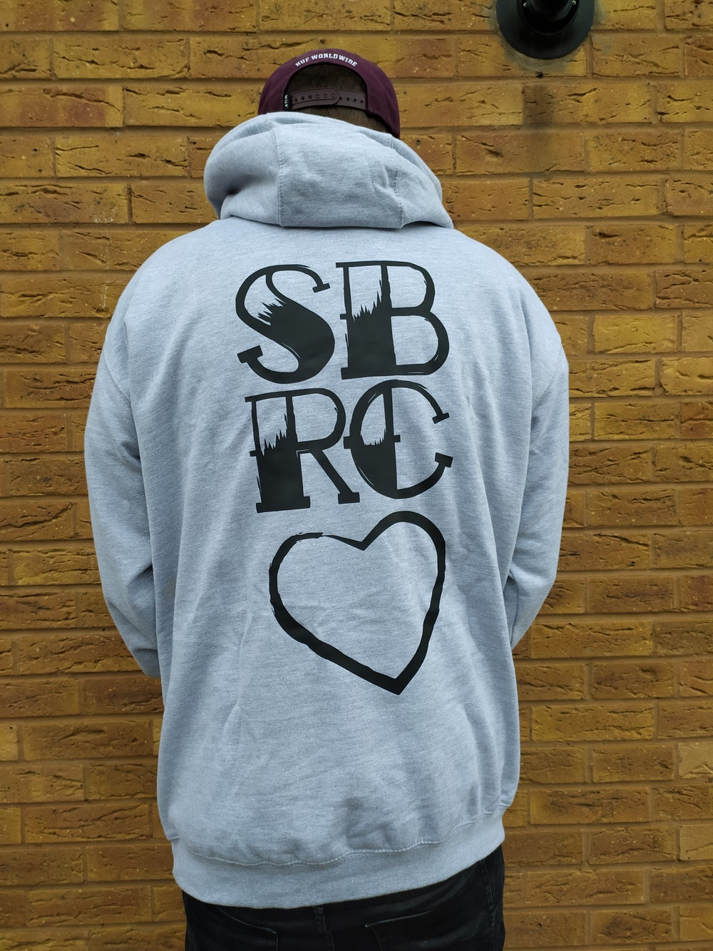 "Image of SadBoiRaceClub ""Big Love"" Hoody"