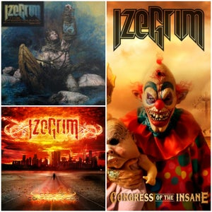 Image of ALBUMS (CD)