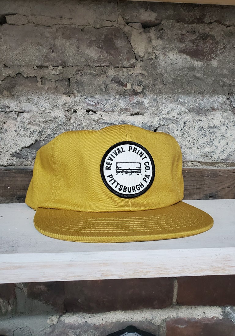Revival Print Co. Camp Hat