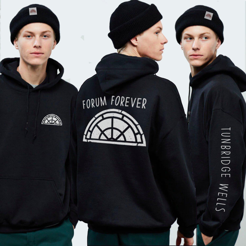 forum forever hooded sweater