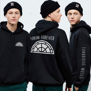 forum forever hooded sweater
