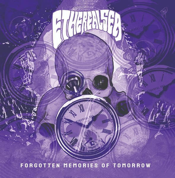 Image of Ethereal Sea - Forgotten Memories of Tomorrow - Random Color LP