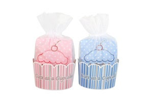 Image of Cute as a Cupcake-Packaged Bib