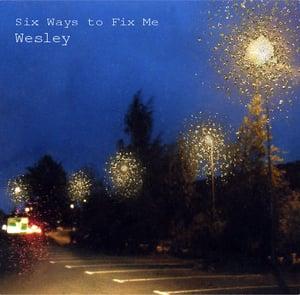 Image of Six Ways to Fix Me - Audio CD