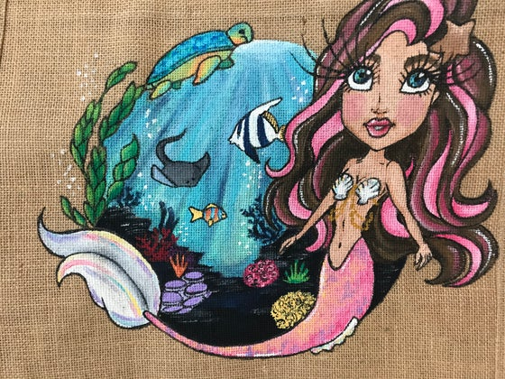 Image of Mermaid Bags