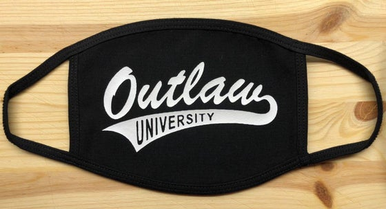 Image of Outlaw University Mask