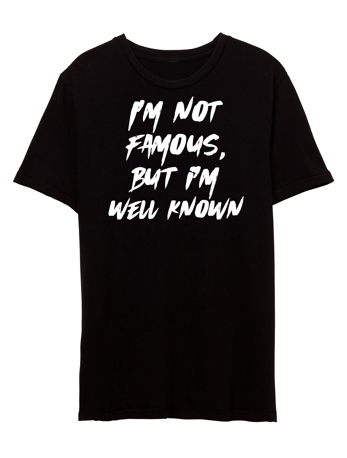 Image of I'm Not Famous