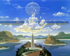 Vision of the future : The Art of Robert McCall by Ben Bova