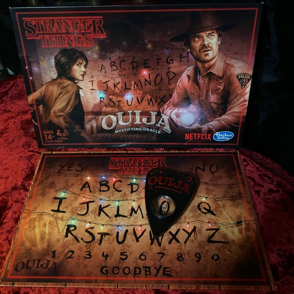 Image of Stranger Things Ouija Board