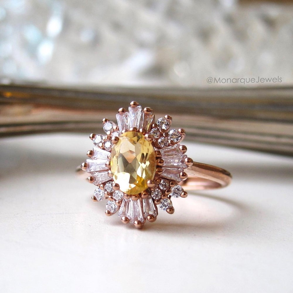 Image of Solstice ring