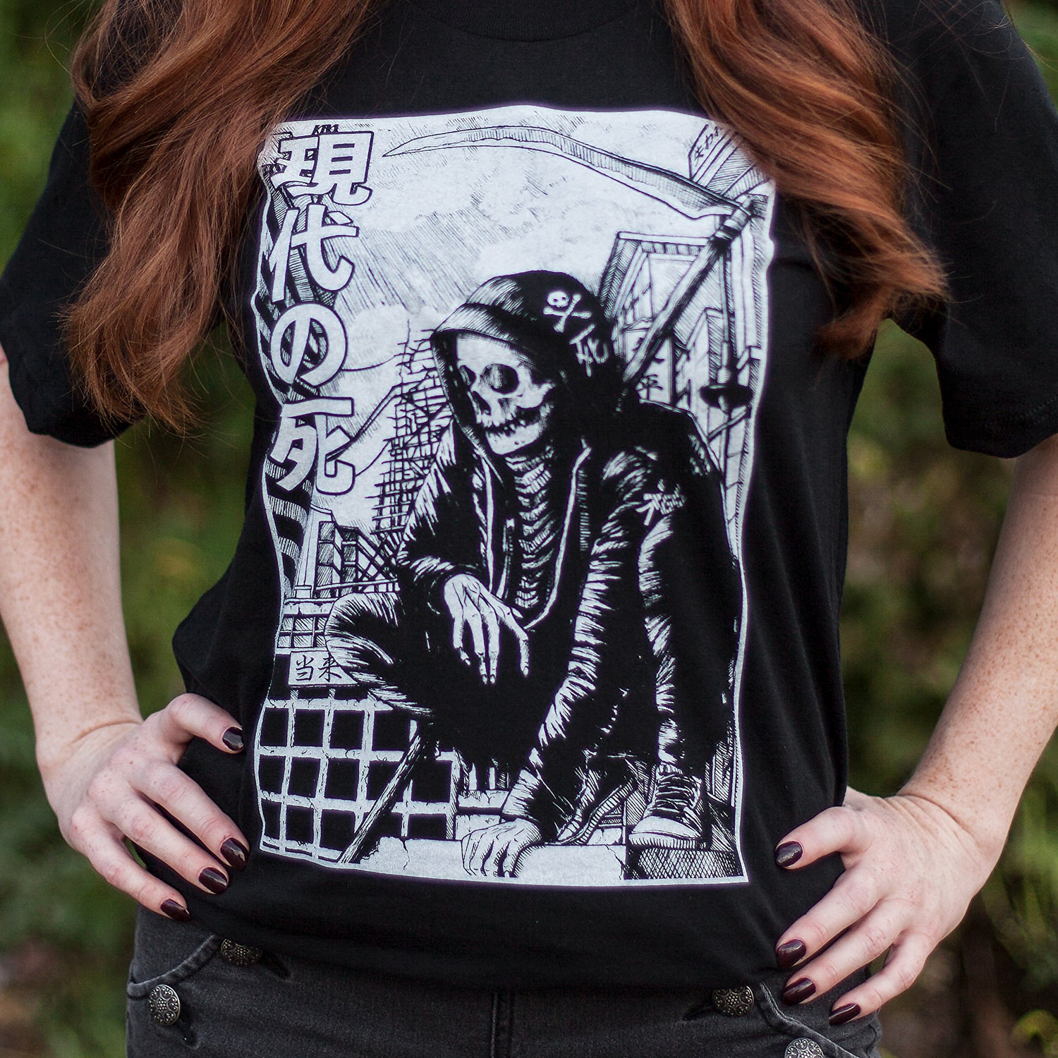 Image of Modern Death Black Unisex T