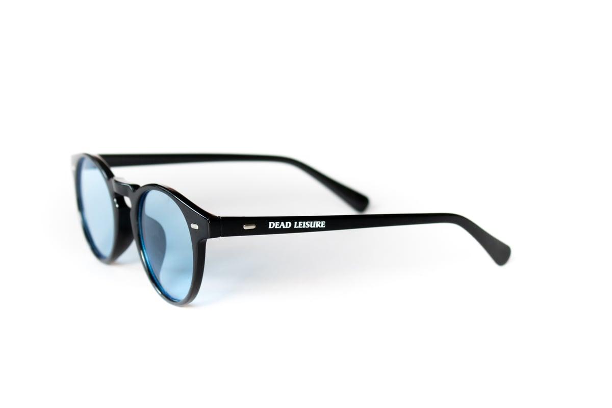 Interpreters Sunglasses - Blue