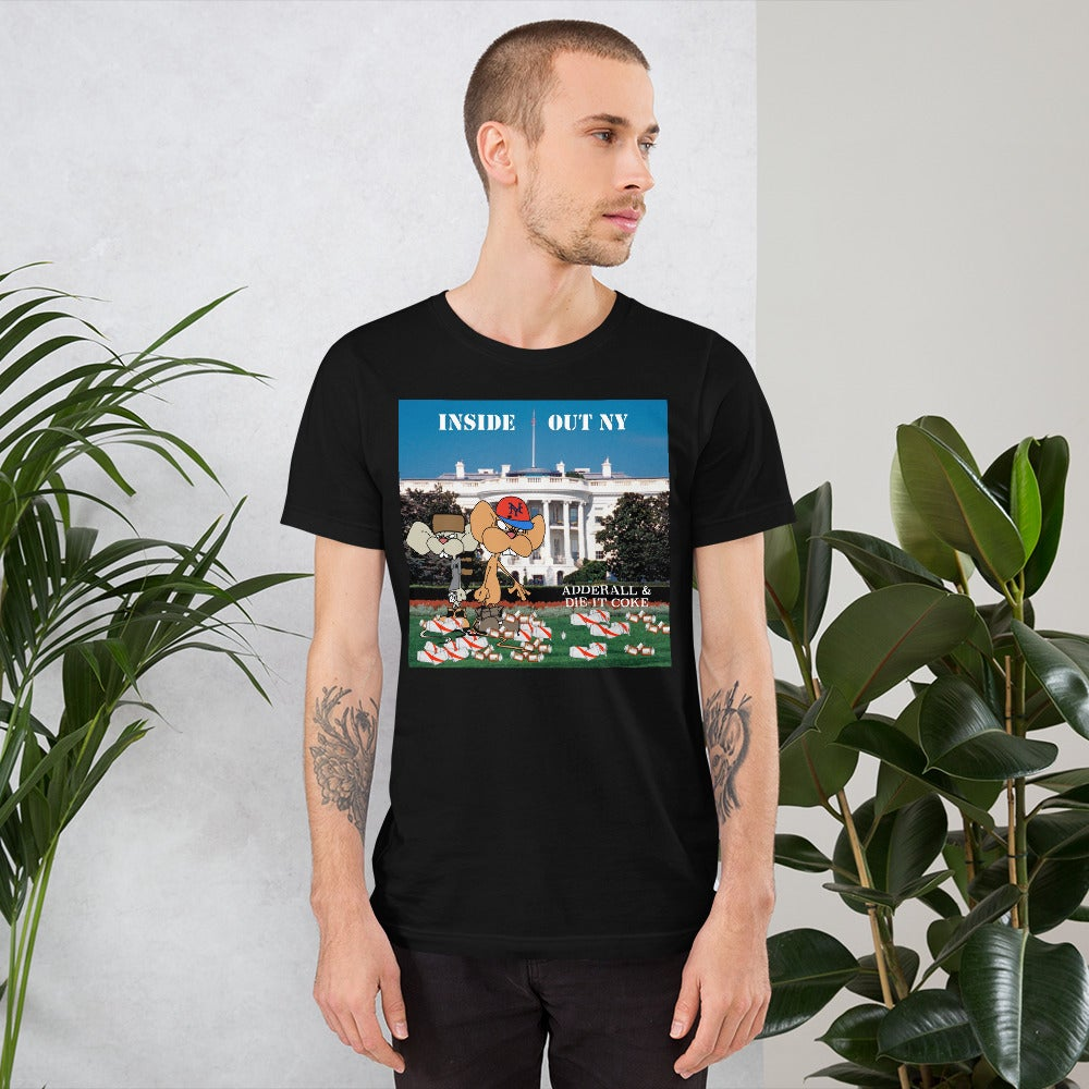 Image of Inside Out ADC Tee