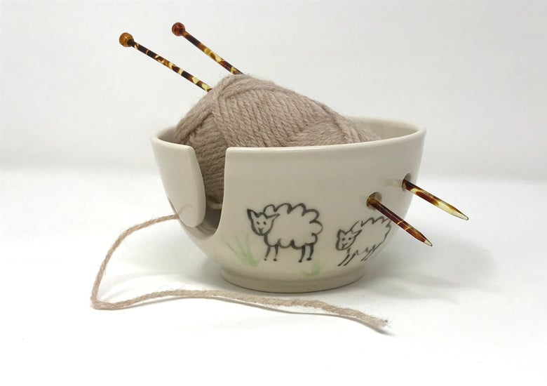 Image of Sheep STRING Bowl