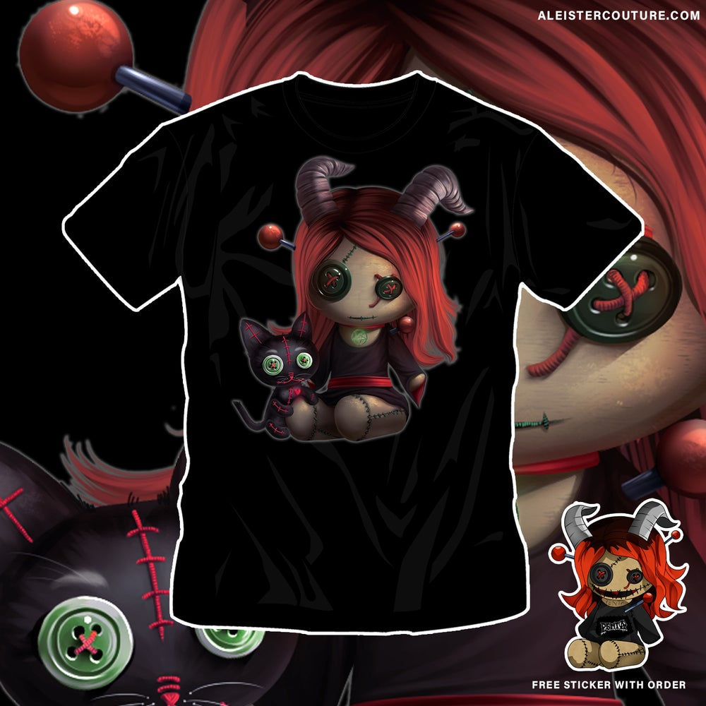 Image of Kireina Voodoo Shirt