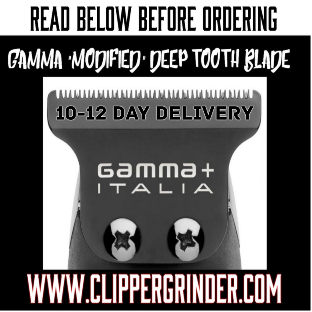 "Image of (10-12 Day Delivery/Expedited) Gamma ""Modified"" Blade"