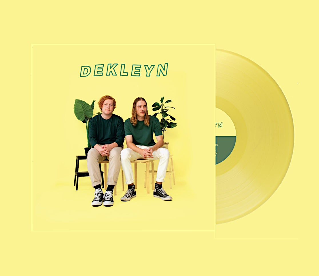 "Image of DEKLEYN - THE ALBUM 12"" VINYL"
