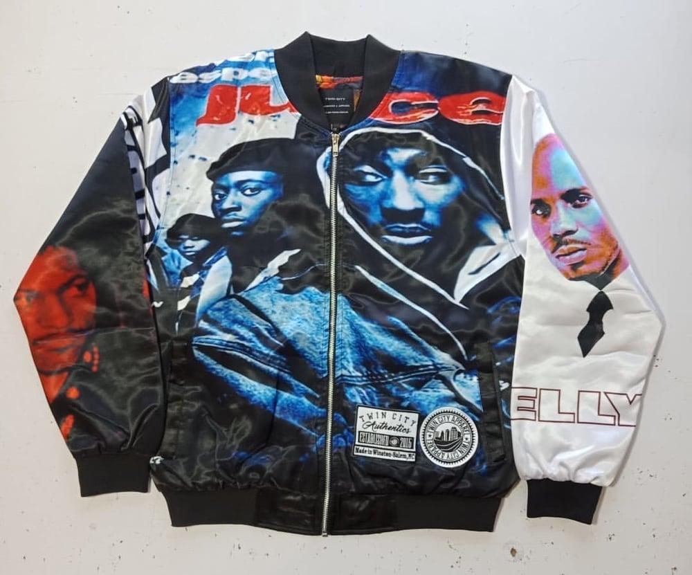 Image of Custom Gangsta Movie Meshup Jacket (Part 1)