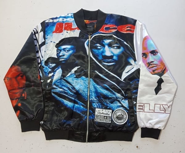Image of Custom Gangsta Movie Meshup Jacket (Part 1)