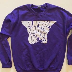 Image of Electric Wizard - Purple Sweatshirt