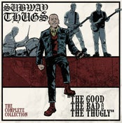 Image of Subway Thugs - The Good, The Bad And The Thugly double LP (oxblood)