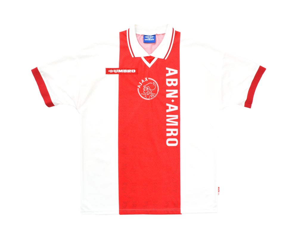 Image of 1998-99 Umbro Ajax Home Shirt XL