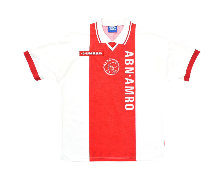 Image of 1998-99 Umbro Ajax Home Shirt XL