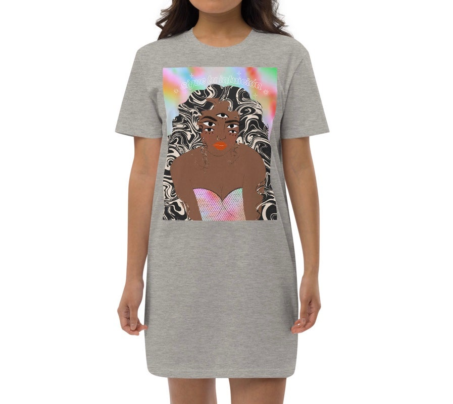 Image of Intuitively TShirt Dress