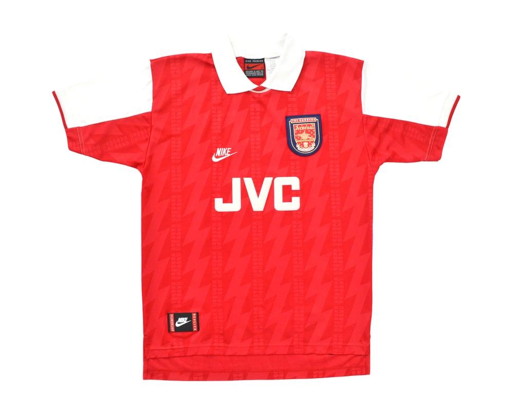 Image of 1994-96 Nike Arsenal Home Shirt M