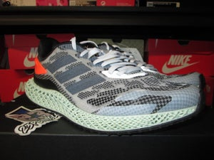 "Image of adidas 4D Run 1.0 ""Black/Coral"""