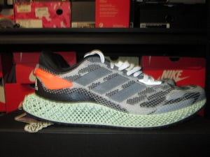 "Image of adidas 4D Run 1.0 ""Black/Coral"""