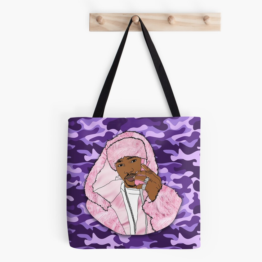 Image of The Man-a Lisa (Clutches + Totes)