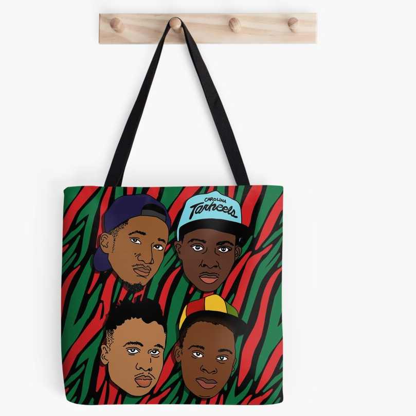 Image of Tribe, Yall (Clutches & Totes)