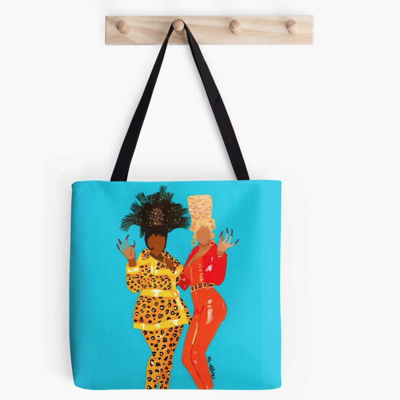 Boo Yow! (Clutches & Totes)