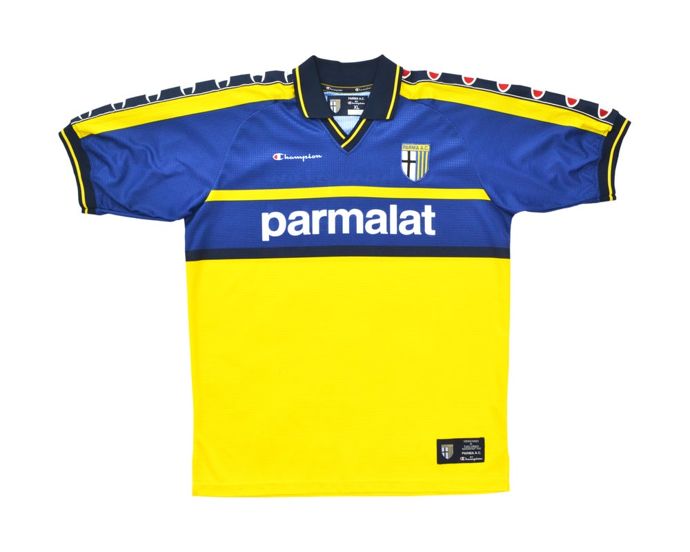 Image of 1999-00 Champion Parma Training Shirt XL